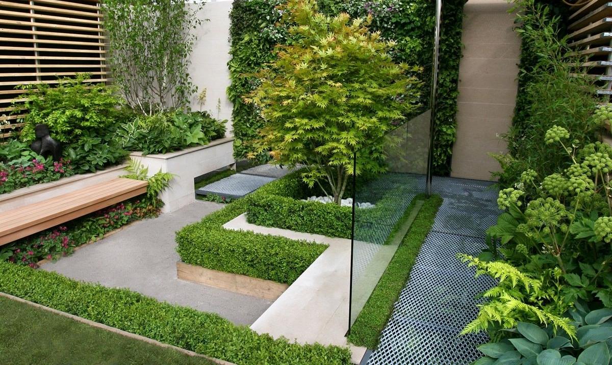 Tijd voor tuin tijd voor je voortuin for Deco de jardines pequenos