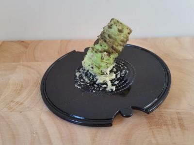 plastic wasabi rasp zwart