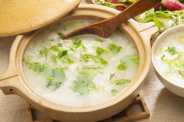 7 kruiden rijst soep