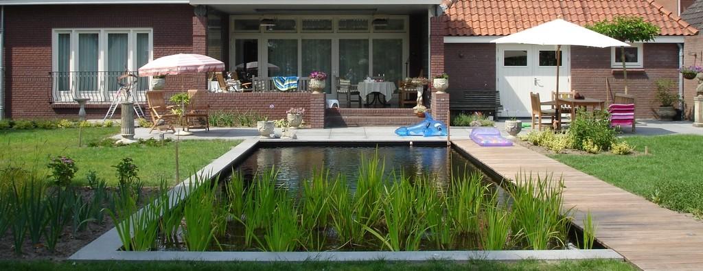 vraag jezelf eerst af wat voor tuin je wilt