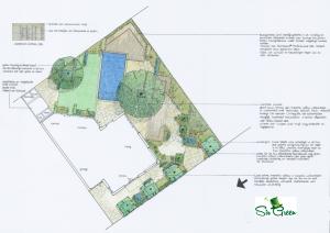 Mediterrane tuin tot 1000 vierkante meter Amsterdam