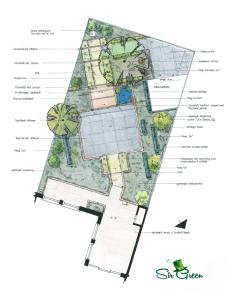 Tuin tot 400 vierkante meter Oisterwijk