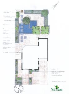 Tuin voor senioren tot 400 vierkante meter Veenendaal