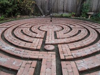 het labyrint als levensweg