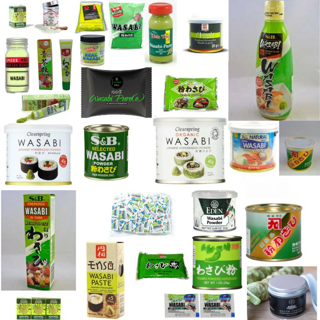 imitatie, nep, fake wasabi is gemaakt van Mierikswortel. Laat je niet voor de gek houden en kies voor pure Wasabi van SirGreenWasabi