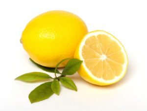 Meyer-lemon of Meyer citroen