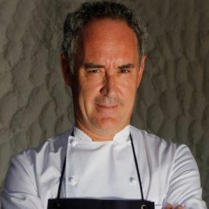 Chef-kok Ferran Adrià