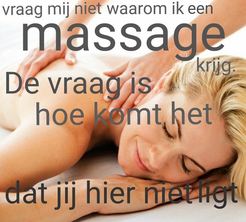 5 verassende effecten van massage
