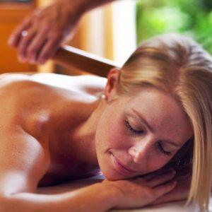 massage werkt ontspannend
