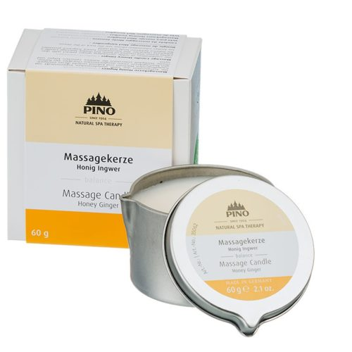 massagekaars Gember - Honing