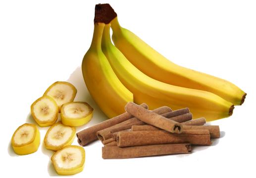 banaan met kaneel voor thee... perfect slaapmiddel