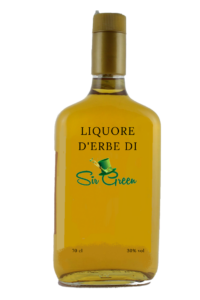 Liquore d erbe Sir.Green
