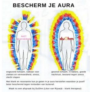 bescherm je aura