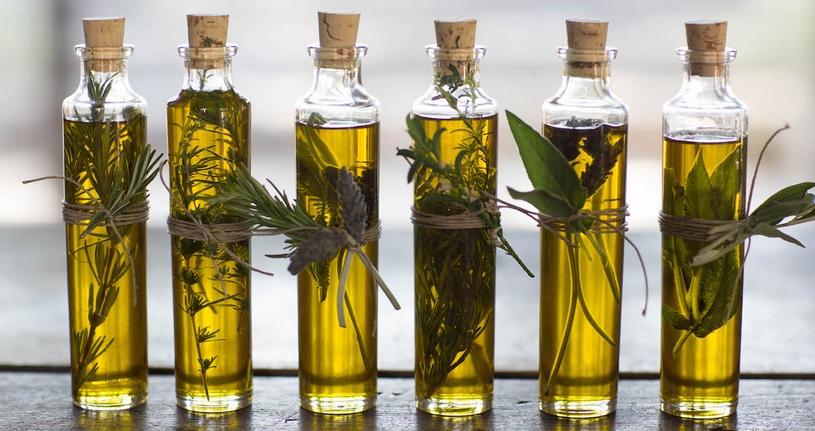 10 handige tips om overgebleven kruiken te gebruiken, kruiden olie