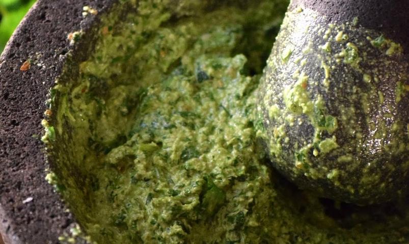 10 handige tips om overgebleven kruiken te gebruiken, Pesto