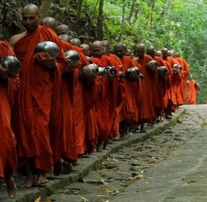 klankschaal en boeddhisme