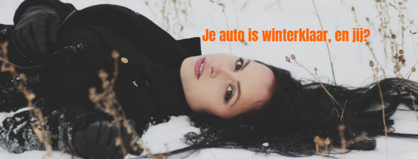 Je auto is winterklaar, en jij_