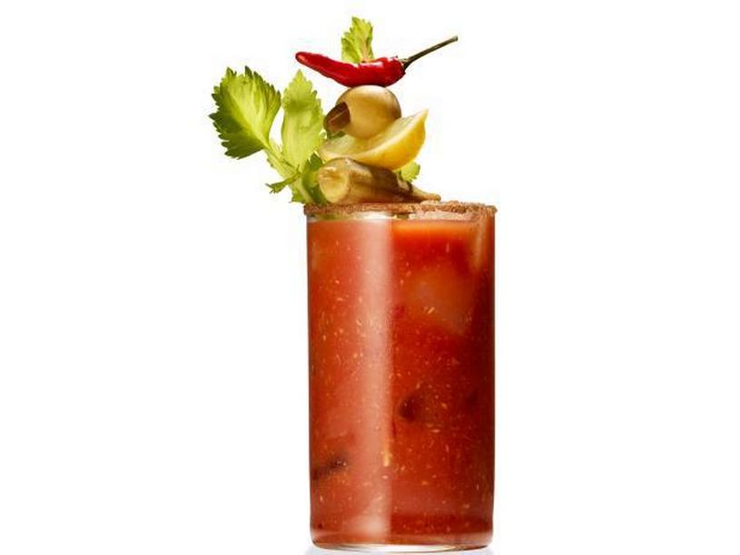 bloedige aziatische cocktail