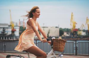je weerstand verhogen, fietsen met tegenwind