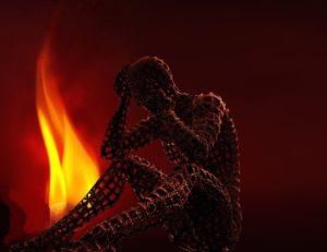 Overgevoeligheid, burn-out en depressie