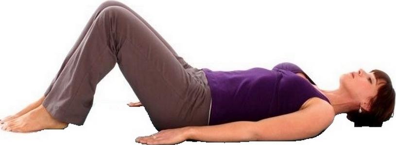 reflexologie vrouwelijk bekken - kringspier oefening