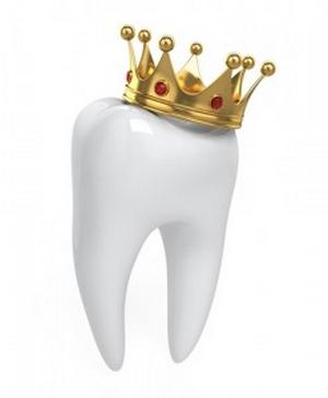 elektrosmog in het lichaam - kronen in je gebit