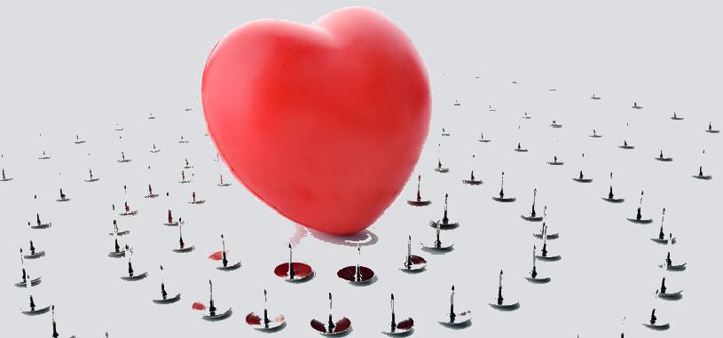 kwetsbaar vanuit je hart