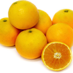 Citrus vrucht Valancia Seedless