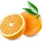 citrus vrucht Valancia late