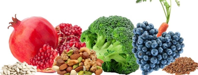 Wat je moet weten over antioxidanten