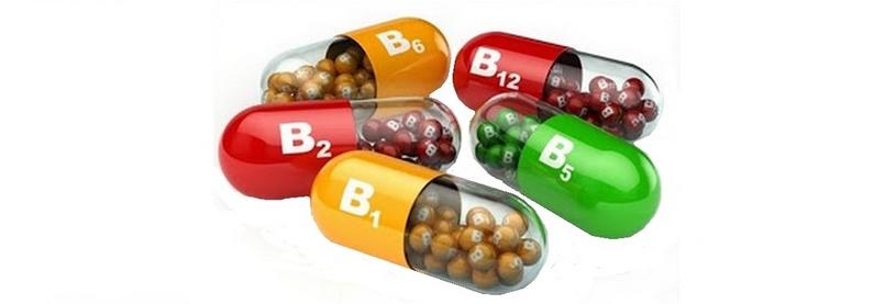 vitamine B6, één van de 8 B vitaminen uit het B complex