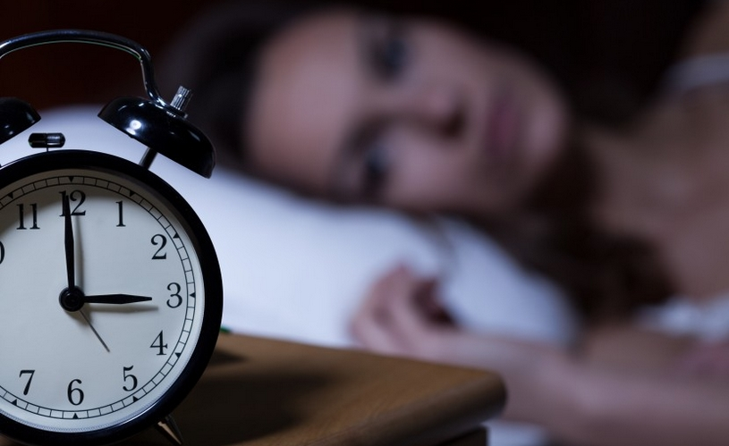 Insomnia betekent letterlijk 'geen slaap'