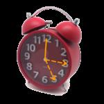 Longen (Zang) tijd volgens orgaanklok