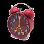 Dikkedarm (Fu) tijd volgens orgaanklok