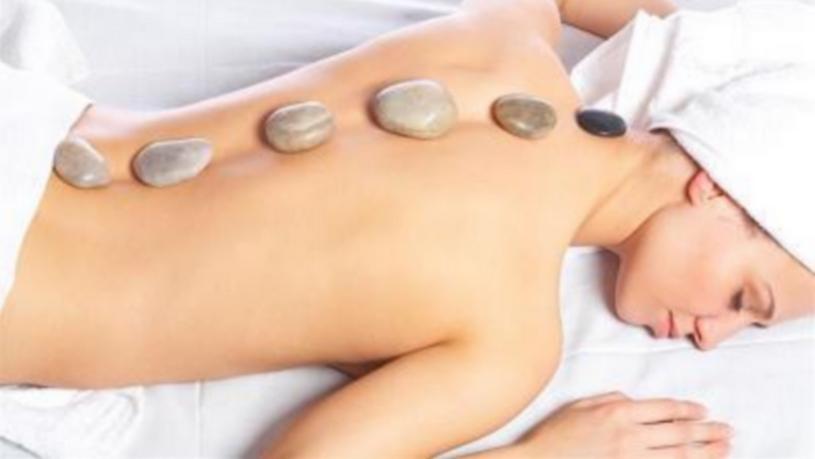 Massage: Coldstone-massage