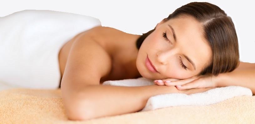 een massage maakt je los