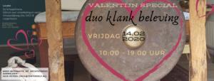 duo klank beleving 14.02.2020