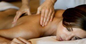 sportmassage bij stijve spieren