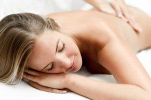 genieten van je massage mag
