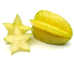 Carambola of ster-fruit