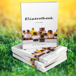 Elixerotheek, boek met 100 elixer recepten door Leon van Rijswijk