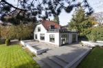 Tuinontwerp monumentale woning Rhenen aan de Neder-